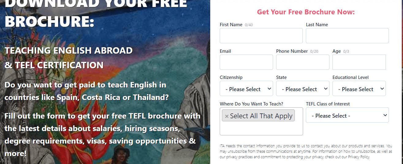 international tefl academy certification course online