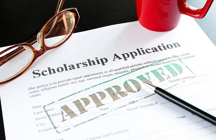 scholarship application for native americans